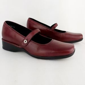Rockport genuine leather Mary Jane shoes